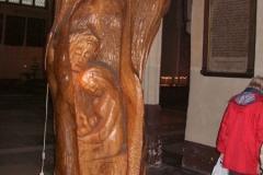 houtbewerkt beeld