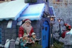kerstman en kinderen